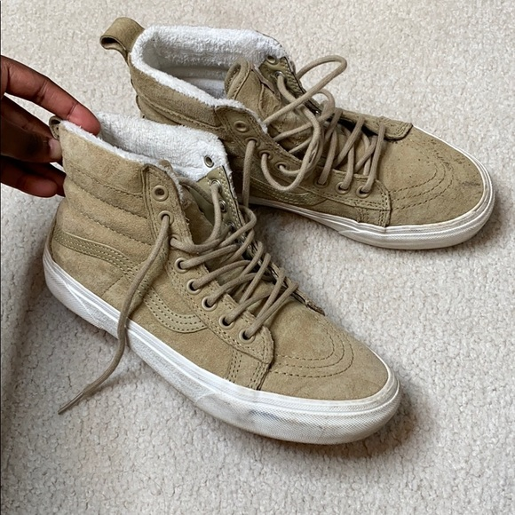 Vans Shoes | Furry | Poshmark